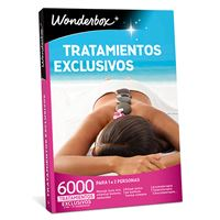 Caja Regalo Wonderbox - Tratamientos exclusivos