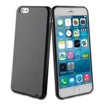 Carcasa gel MCA iPhone 6 negra