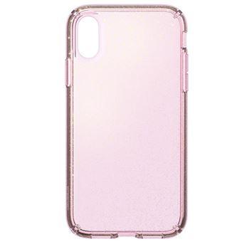Funda Speck Presidio Glitter+ Rosa para iPhone Xr