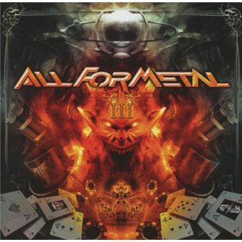 All For Metal Vol 3 - CD + DVD