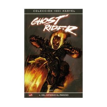 Ghost rider 4. Del infierno al paraíso