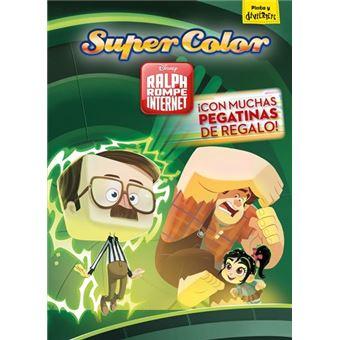 Ralph rompe internet - Supercolor