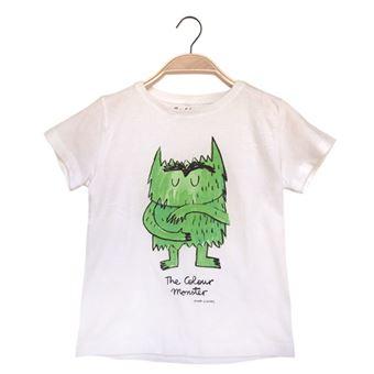 Camiseta Monstruo Verde Talla 6