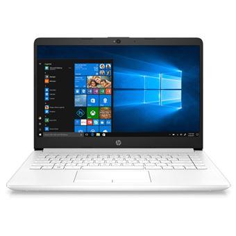 Portátil HP 14-df0003ns 14'' Blanco