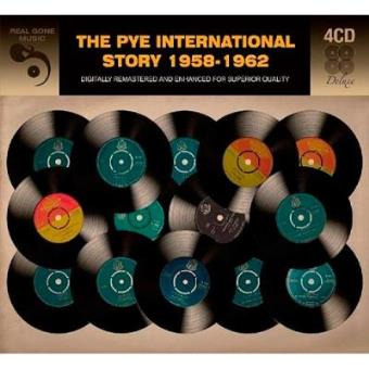 The Pye International Story 1958-1962 (4 CD)