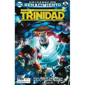 Batman/Superman/Wonder Woman: Trinidad núm. 16 (Renacimiento) Grapa