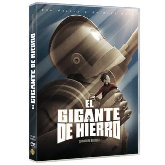 El gigante de hierro - DVD