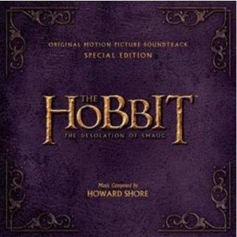 El Hobbit: La desolación de Smaug (Ed. limitada)