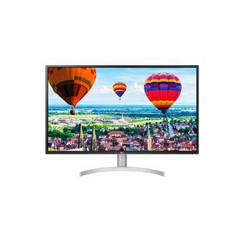 Monitor LG 32QK500-C 32'' QHD Plata