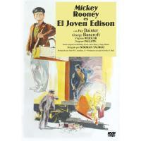 El joven Edison - DVD