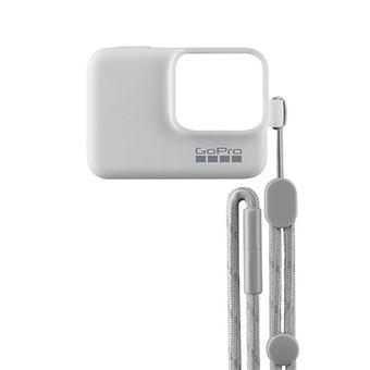 Funda de silicona para GoPro Blanco