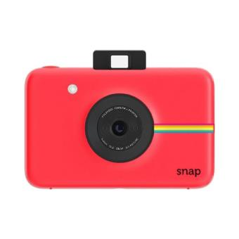 Cámara digital Polaroid Snap rojo