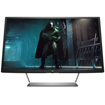 "Monitor Gaming VA LED HP 3BZ12AA 32"" Negro"