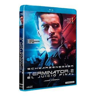 Terminator 2: El juicio final - Blu-Ray