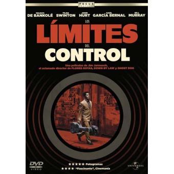 Los límites del control - DVD