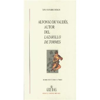 Alfonso valdes autor lazarillo tormes 2ª