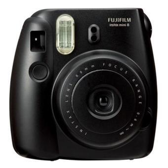 Cámara Instantánea Fujifilm Instax Mini 8 Negro