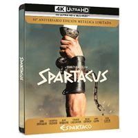 Espartaco - Steelbook UHD + Blu-ray
