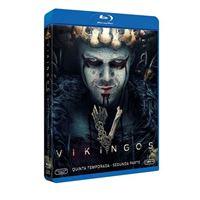 Vikingos - Temporada 5 Parte 2 - Blu-Ray