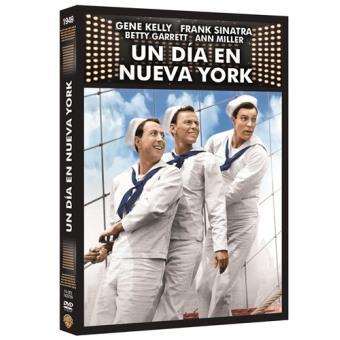 Un día en Nueva York - DVD