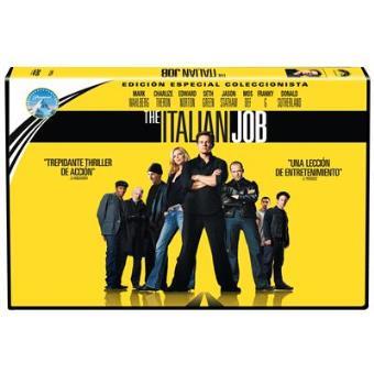 The Italian Job - DVD Ed Horizontal