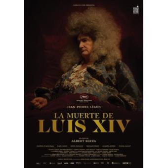 La muerte de Luis XIV - DVD