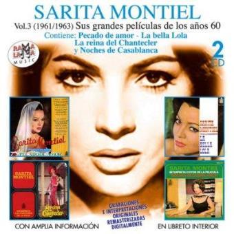 Sarita Montiel sus grandes películas Vol. 3