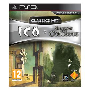 ICO / Shadow of the Colosus Classics HD