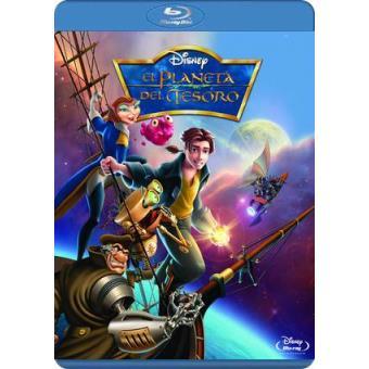 El planeta del tesoro - Blu-Ray