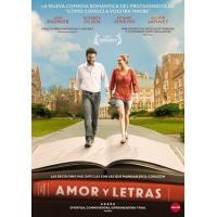 Amor y letras - DVD