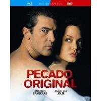 Pecado original - Blu-Ray + DVD