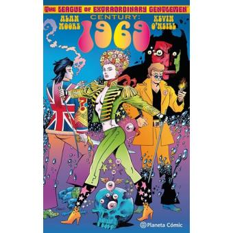 The League of Extraordinary Gentlemen 1969 nueva edición