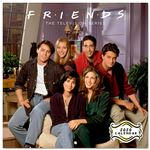 Calendario de pared 2020 Erik 30x30 multilingüe Friends - The TV Series