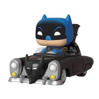 Figura Funko DC Cómics - Batman 1950 con Batmóvil