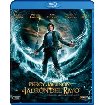 Percy Jackson y el ladrón del rayo - Blu-Ray + DVD + Copia digital