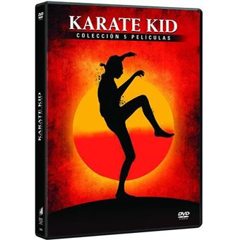 Pack Karate Kid - 5 películas - DVD