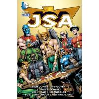 JSA de Geoff Johns 3. Grandes autores