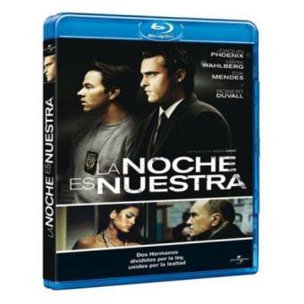 La noche es nuestra - Blu-Ray