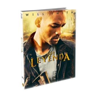 Soy leyenda - Blu-Ray - Digibook