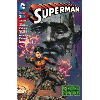 Superman núm. 25 grapa. El regreso de Kripton