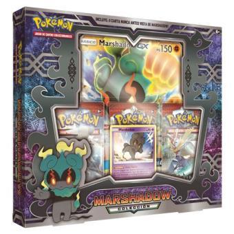 Caja Pokémon JCC Marshadow