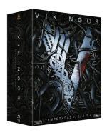 Vikingos - Temporadas 1-4 - Blu-Ray