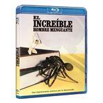 El increíble hombre menguante - Blu-ray