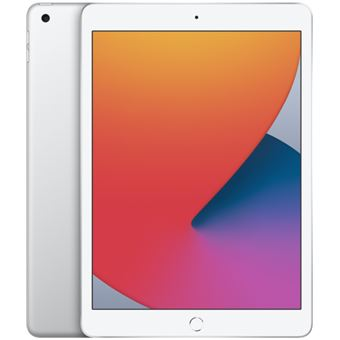 Apple iPad 8ª generación 10,2'' 32GB Wi-Fi Plata