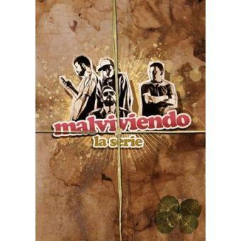 Pack Malviviendo (Serie completa) - DVD