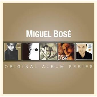 Original Album Series: Miguel Bosé
