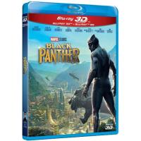 Black Panther - 3D + Blu-Ray