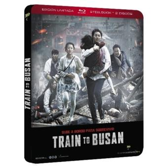 Train to Busan - Steelbook Blu-Ray