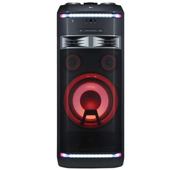 Altavoz Bluetooth  LG OK99 One Body 1800W Negro