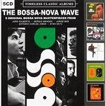 Timeless Classics - The Bossa-Nova Wave - 5 CD